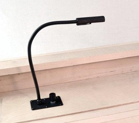 "Littlite LA-12P-LED 12"" LED Flush Mount Light for Permanent Lectern Installations LA-12P-LED"