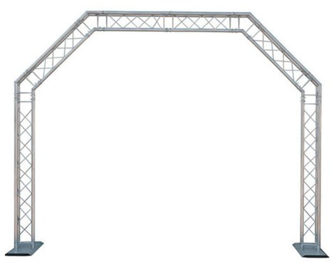Global Truss ARCH SYSTEM 1 10x8 ft. Mobile DJ Archway ARCH-SYSTEM-1