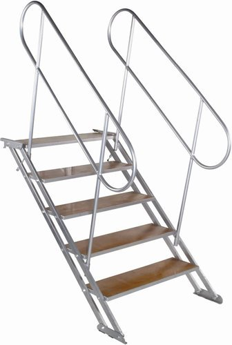 Global Truss GT-STAIR Adjustable Height Portable Stage Stair Case GT-STAIR