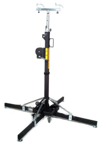 Global Truss ST-157 Medium Duty Crank Stand with Outriggers ST157