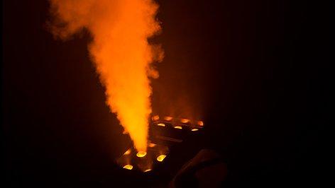 Chauvet DJ GEYSERP7 Geyser P7 Vertical Geyser Fog Machine GEYSERP7