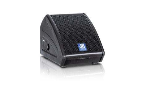 "DB Technologies FM8 8"" 100W 2-Way Powered Stage Monitor FM-8"