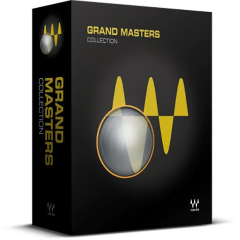 Waves Grand Masters Collection Mastering Plugin Bundle GMCTDM