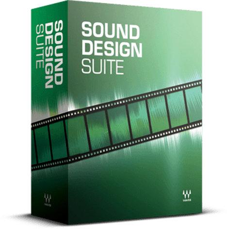 Waves Sound Design Suite Sound Design and Post-Production Plugin Bundle SDTDM