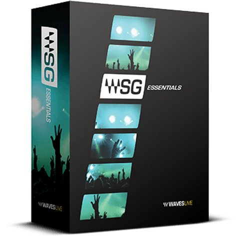 Waves SoundGrid Essentials Bundle Waves SoundGrid Software Bundle SGEB