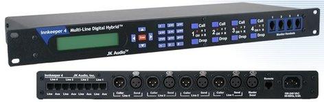 JK Audio INN4 Innkeeper 4 Multi-Line Digital Hybrid INN4