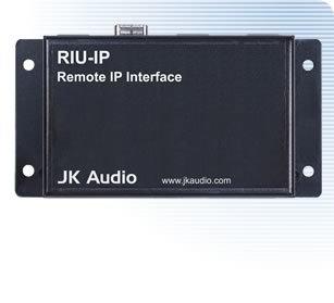 JK Audio RIUIP Remote IP Interface, RIU-IP RIUIP