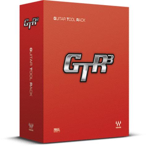 Waves GTR3 Software Plugin Bundle GTRSOTDM