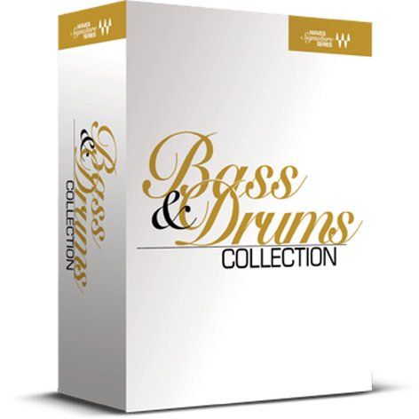 Waves Signature Series Bass and Drums Collection [DOWNLOAD] Instrument Plugin Bundle BDSSSG