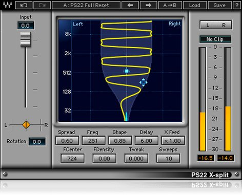 Waves PS22 Stereo Maker [DOWNLOAD] Mono-to-Stereo Enhancer Plugin V5-PST40