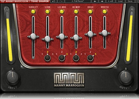 Waves MMTSSG Manny Marroquin Tone Shaper [DOWNLOAD] Four-Band Linear-Phase Parallel Compressor Plugin MMTSSG