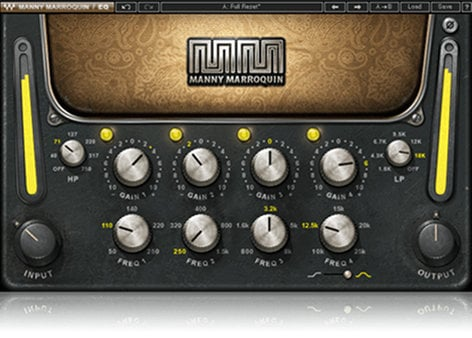 Waves MMEQSG Manny Marroquin EQ [DOWNLOAD] Equalizer Plugin MMEQSG