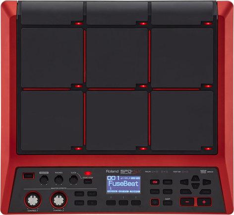 Roland SPD-SX-SE SPD-SX Sepcial Edition Percussion Pad with Sampling SPD-SX-SE