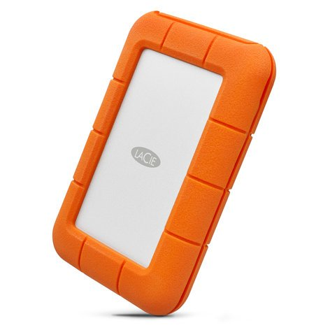 Lacie Stfs1000401 1tb Ssd Rugged Thunderbolt Usb C Portable Drive Full Compass Systems