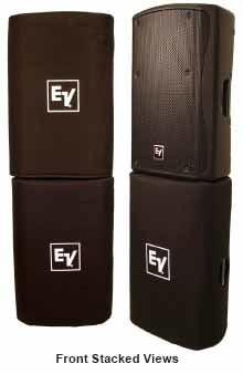 Electro-Voice HDC-5 Protective Cover, ZZ4 & ZX5  HDC-5