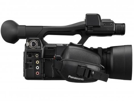 Panasonic AG-AC30PJ Full HD Camcorder with Touch Panel LCD AGAC30PJ