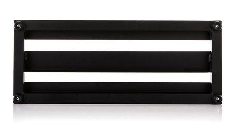 "pedaltrain PT-M20-SC-RST-01 Metro 20 Three-Rail 20"" Wide Pedalboard with Soft Case PT-M20-SC-RST-01"