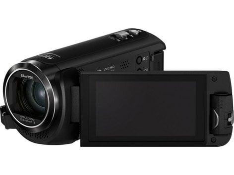 Panasonic HC-W580K Full HD Camcorder with WiFi, Built-in Multi Scene Twin Camera HC-W580K