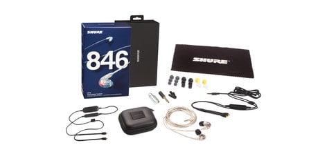 Shure SE846+BT1 SE846 Sound Isolating Earphones with Bluetooth SE846+BT1