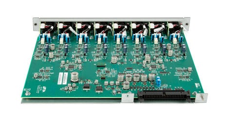 Avid SRI (Stage Rack Input) Card for VENUE Stage Rack with 8 Analog XLR Inputs SRI-192