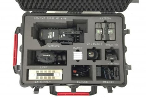 Panasonic VariCam-Case Travel Case for VariCam 35 / HS Cameras VARICAM-CASE