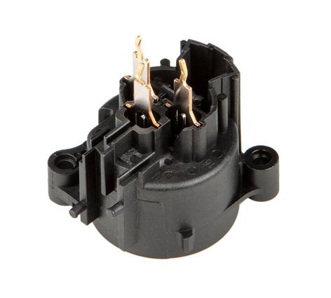 Yorkville 4010 24mm Female XLR Jack for EF500P 4010