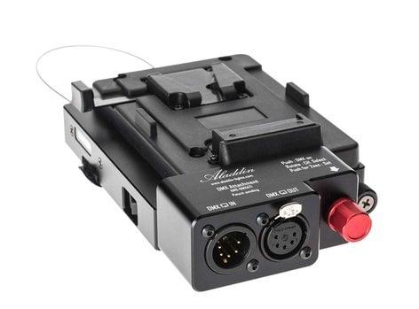 Aladdin MFL70BIKITCGM  BI-FLEX M7 Micro LED Light with Case, Gold Mount MFL70BIKITCGM
