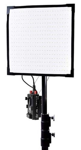 Aladdin MFL70BIKITGM BI-FLEX M7 Micro LED Light, Gold Mount MFL70BIKITGM