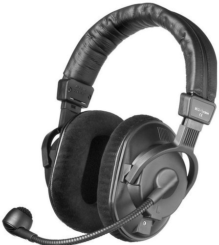 Beyerdynamic DT 290 MK II 200/80 200 Ohm Headset with 80 Ohm Microphone without Cable DT290-MKII-200/80