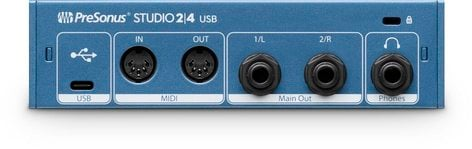 PreSonus STUDIO-24  2x2 USB 2.0 Audio Interface STUDIO-24
