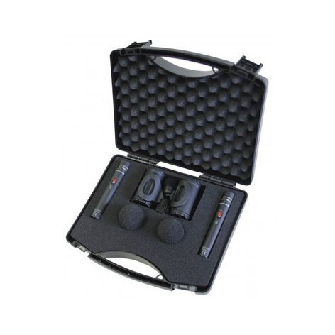 Beyerdynamic MC 930 Stereo-Set Matched Pair of Small Diaphragm Cardioid Condenser Microphones MC930-STEREO-SET