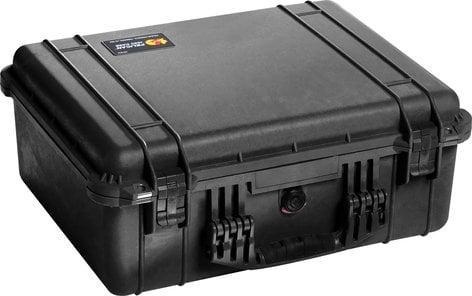 Pelican Cases PC1550NF Medium Black Case with No Foam PC1550NF