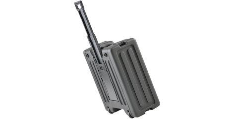 SKB Cases 1SKB-R4W Rolling Case, 4U with TSA Latches 1SKB-R4W