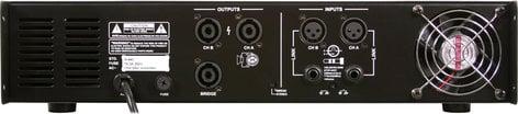 Galaxy Audio G-440  440 Watt Power Amplifier G-440