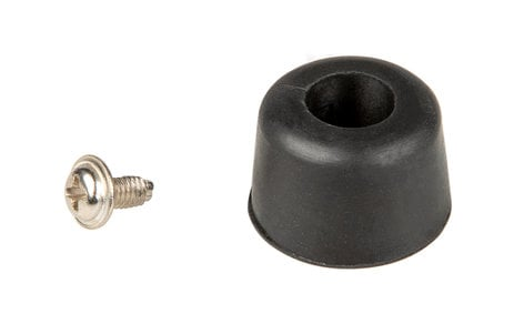 Gallien-Krueger 100-0076-0 Round Rubber Foot Replacement Rubber Foot (Single) 100-0076-0