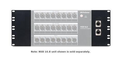 PreSonus NSB16.8-RACK-KIT  Rack-Mount Kit for NSB16.8 Stagebox NSB16.8-RACK-KIT