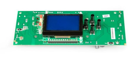 ADJ 2010204918  Vizi BSW 300 Display PCB 2010204918