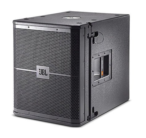 "JBL VRX915S Subwoofer, Bass Reflex, Arrayable, 15"", Black, 800W VRX915S"