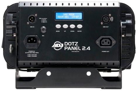 ADJ DOTZ-PANEL-2.4-RST-1 2x4 Chip-On-Board (COB) Tri LED Wash / Blinder Fixture DOTZ-PANEL-2.4-RST-1