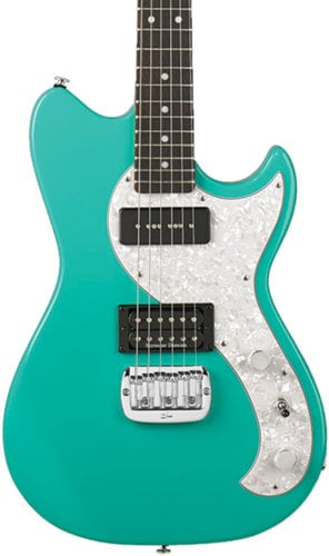 G&L FALLOUT-MINTGREEN Tribute Series Electric Guitar with Mint Green Finish FALLOUT-MINTGREEN