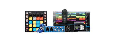 PreSonus ATOM-PRODUCER-LAB  Complete Music Production Kit, including ATOM + Studio One Software ATOM-PRODUCER-LAB