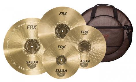 Sabian FRX5003 FRX Performance Set with Free Bag FRX5003