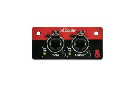 Allen & Heath M-SQ-SDANTE-A 64 X 64 SQ Dante Card 96kHz