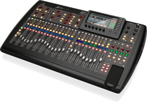 Behringer X32 32 Channel Digital Mixer Console with Cover X32