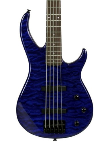 peavey mill5 bxp trans 5 string passive electric bass guitar transparent finish full compass. Black Bedroom Furniture Sets. Home Design Ideas