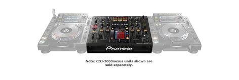 Pioneer DJM2000NXS DJM-2000nexus 4-Channel Professional Performance DJ Mixer DJM2000NXS
