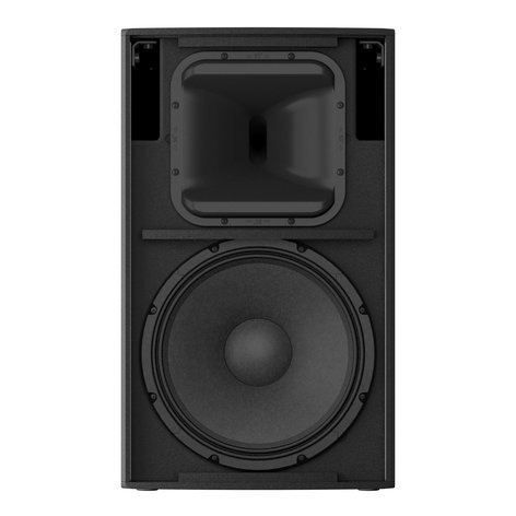 "Yamaha DZR15 2000W 15"" Powered Speaker With DSP DZR15"