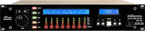 Millennia Media Inc HV3R Mic Preamp, 8 Channel, Remote Controllable HV3R
