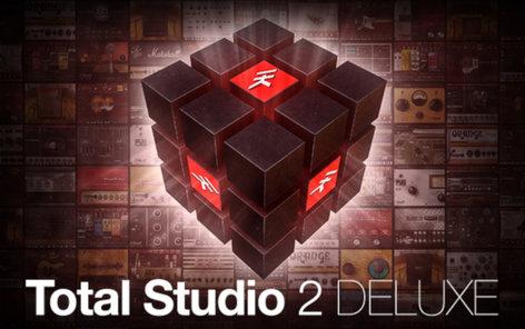 IK Multimedia TS-2-DLX-CROSS  Total Studio 2 Deluxe Crossgrade [VIRTUAL] TS-2-DLX-CROSS