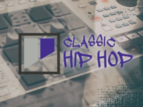 FXpansion CLASSIC-HIP-HOP  Old-Skool 80s and 90s Hip-Hop Sounds [VIRTUAL] CLASSIC-HIP-HOP